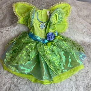 Tinker Bell Costume Dress
